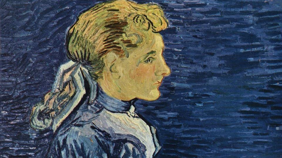 Retrato  Adeline Ravoux  Junho de 1890 , coleção privada