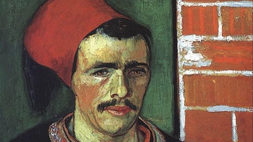 Retrato Le Zouave  Junho 1888 : Van Gogh Museum, Amsterdão