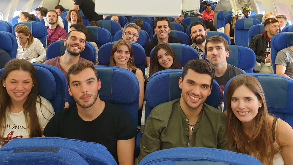 vencedores RFM a caminho de Miami
