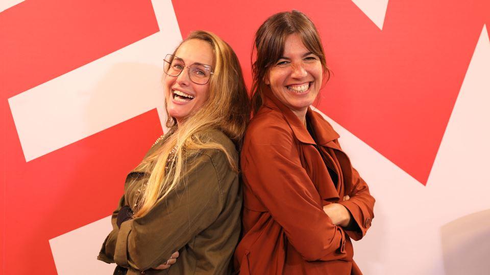 Ana Rocha de Sousa e Lúcia Moniz no Wi-Fi