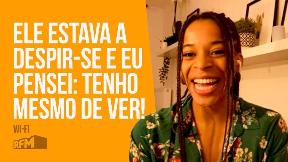 Jessica Silva no Wi-Fi