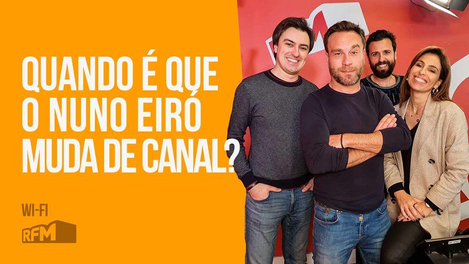 Videocast Nuno Eiró - parte 1 ...