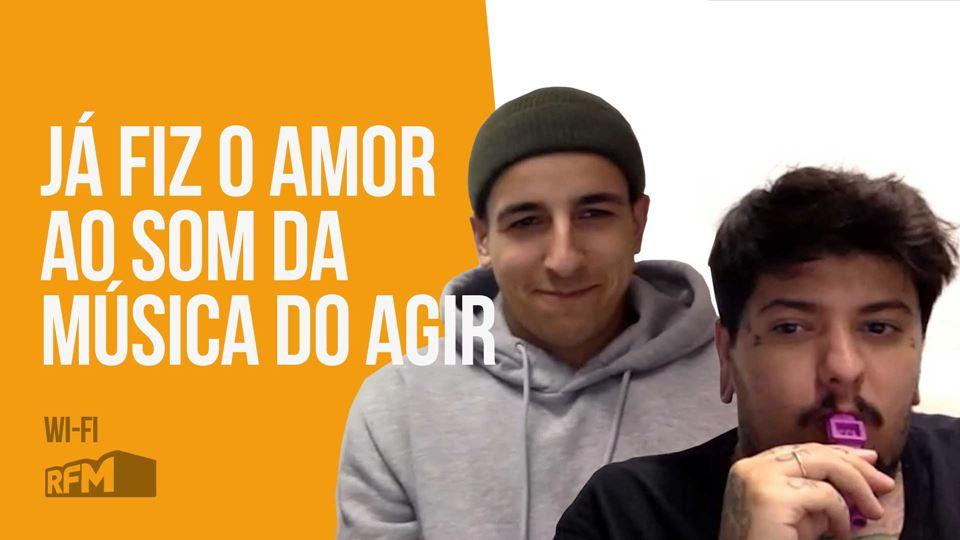 Videocast com Agir e Fernando ...