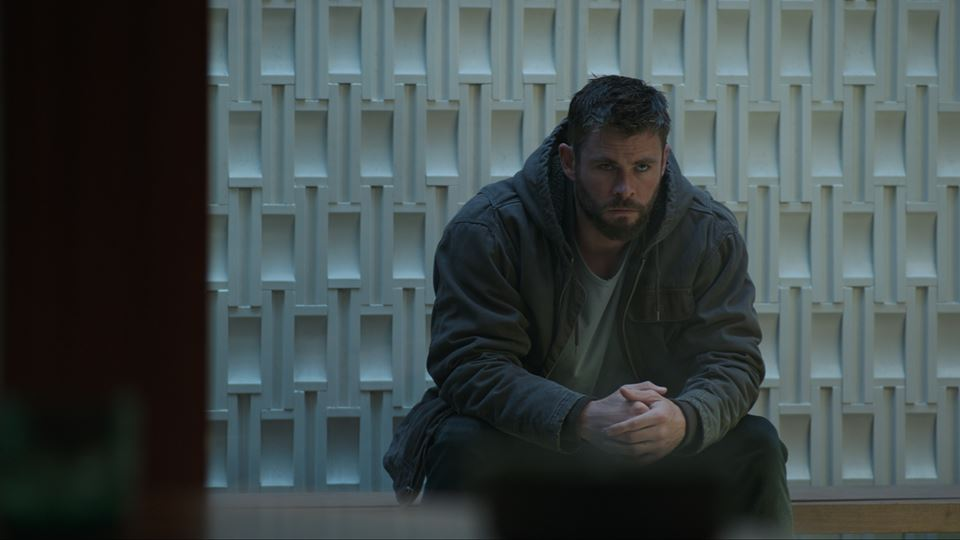 Vingadores endgame com Chris Hemsworth