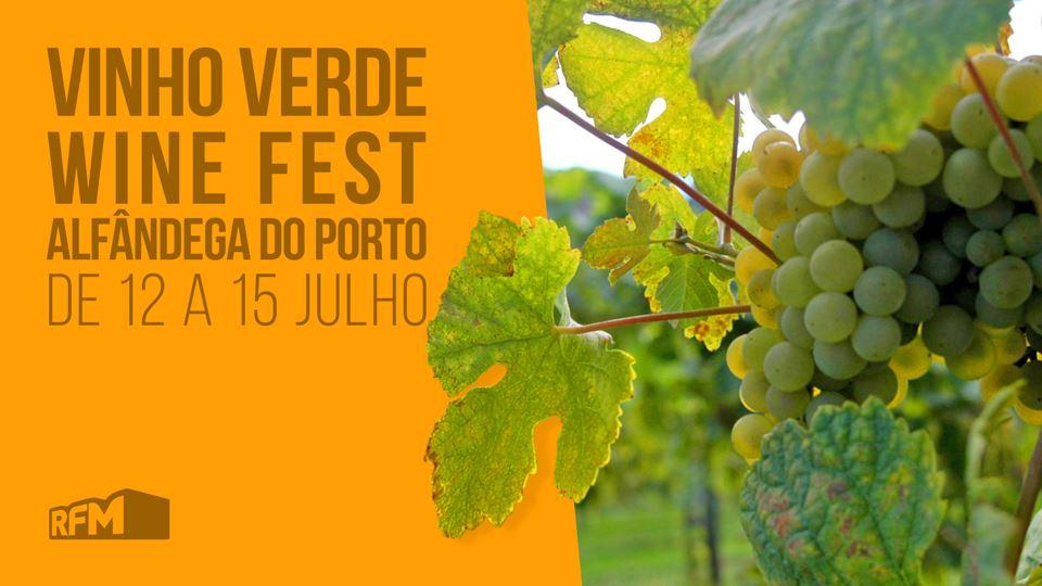 Vinho Verde Wine Fest 2018