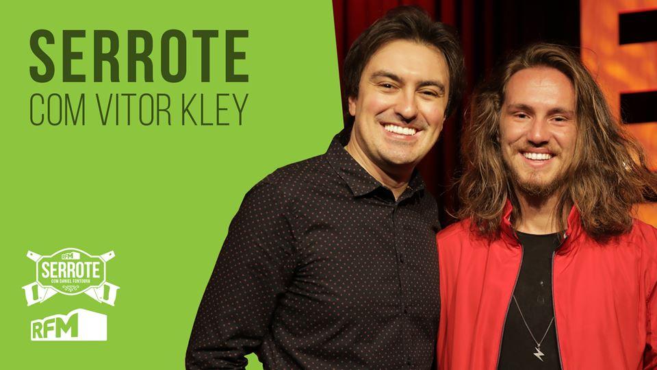 Serrote com Vitor Kley