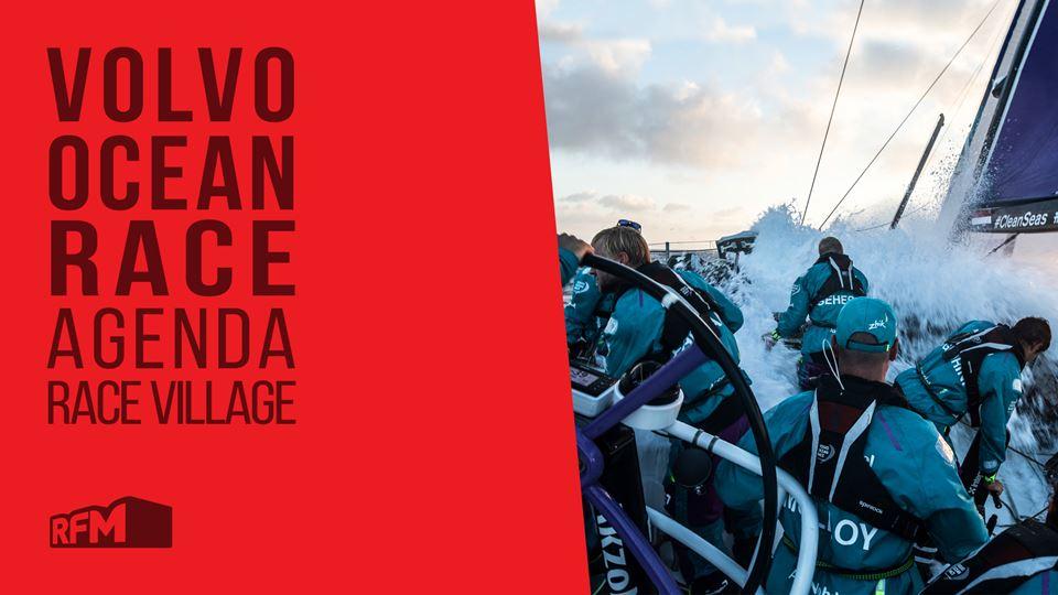 Volvo Ocean Race - agenda da R...