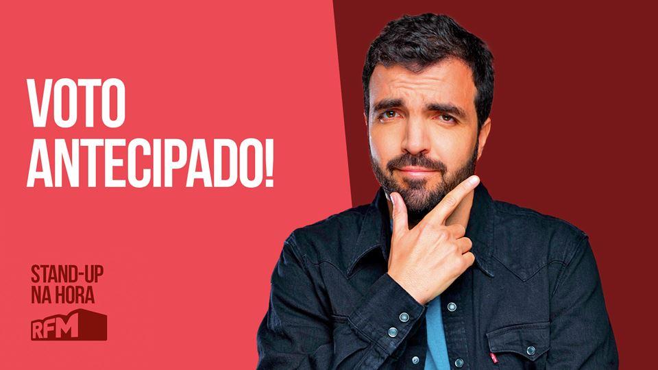 Salvador Martinha: Voto anteci...