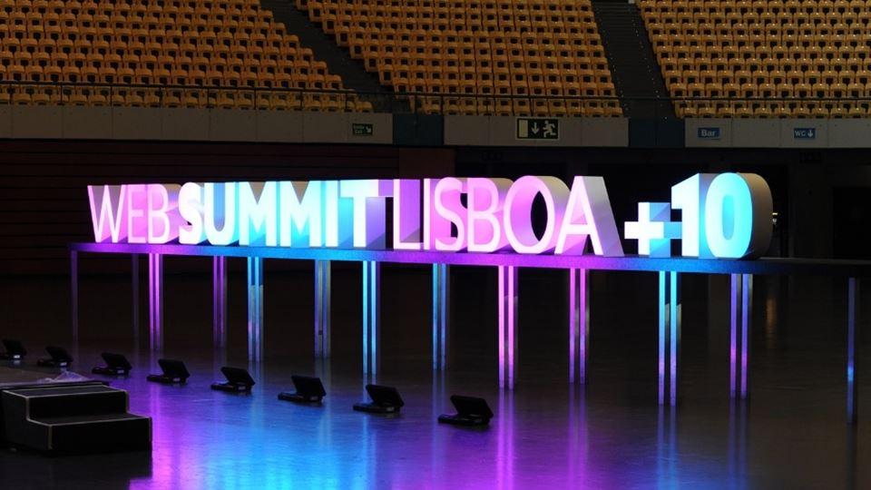 Websummit 5 a 8 nov em Lisboa ...