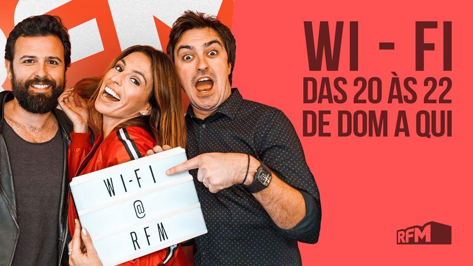 Wi-fi da RFM