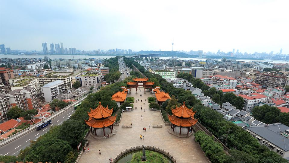 Wuhan city-view