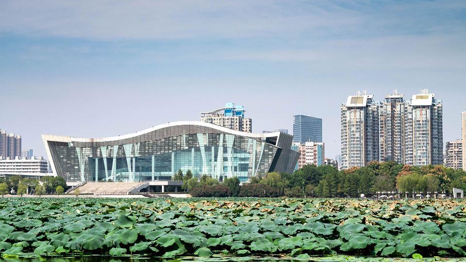 Wuhan modern-building