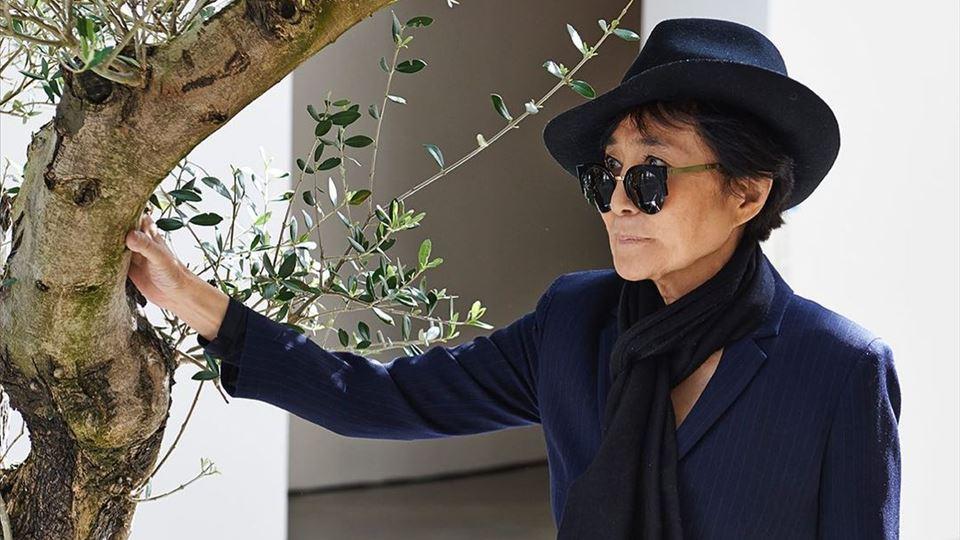 "Yoko Ono 2020 -  ""Yoko Ono: O Jardim da Aprendizagem da Liberdade"""