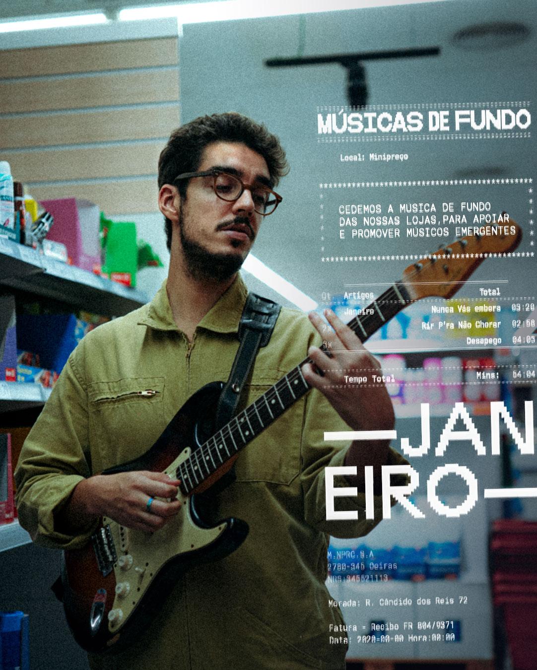 JANEIRO Spotify