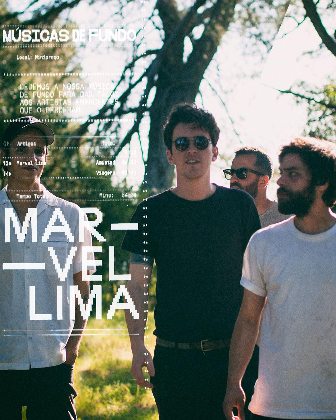 MARVEL LIMA Spotify