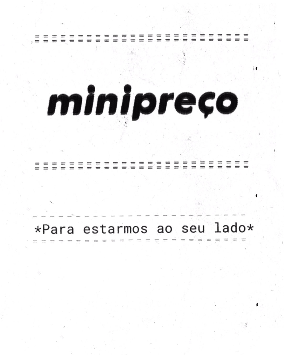 MINIPREÇO