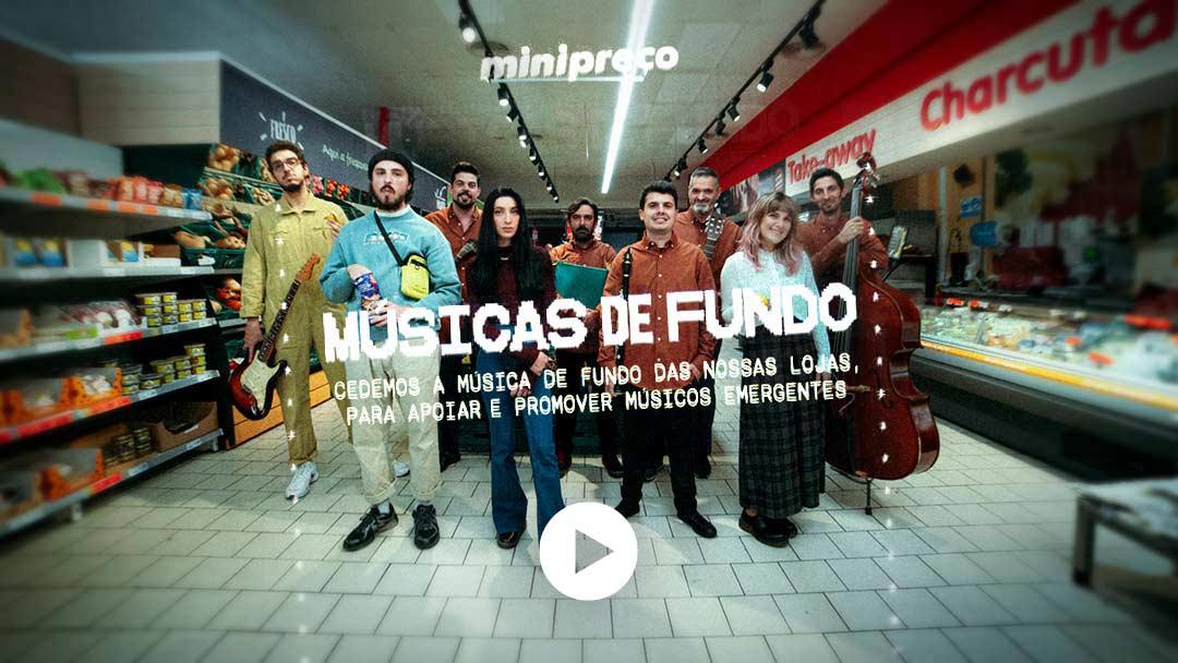 Minipreço -Musica De Fundo - código certo